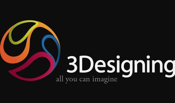3Designing's Logo