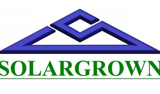 Solargrown's Logo