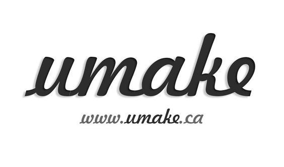 Umake Online Factory's Logo