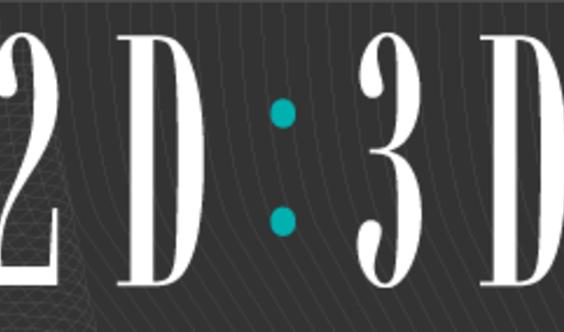 2D:3D's Logo