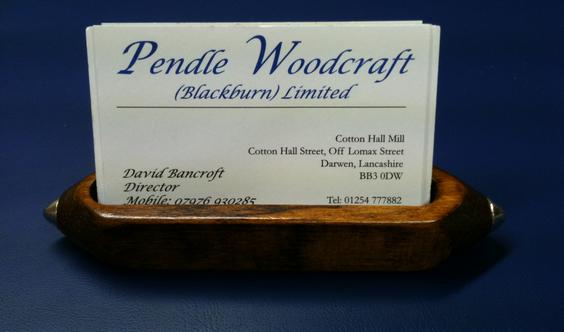 Pendle Woodcraft's Logo